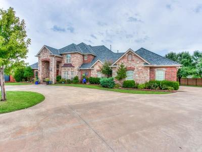 Oklahoma City Single Family Home For Sale: 12320 Cobblestone Court