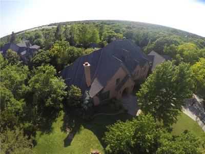 Edmond Single Family Home For Sale: 1607 Saratoga