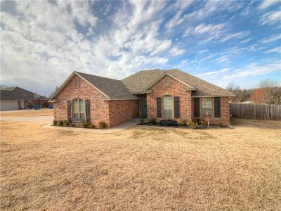 Newcastle Single Family Home For Sale: 3227 Creek View Court