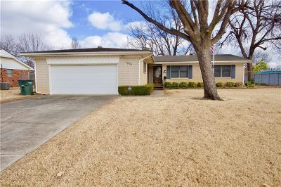 Del City Single Family Home For Sale: 1208 Howard Drive