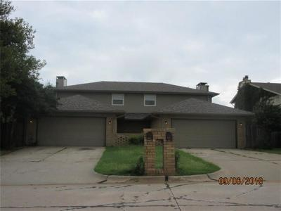 Oklahoma City OK Multi Family Home For Sale: $225,000