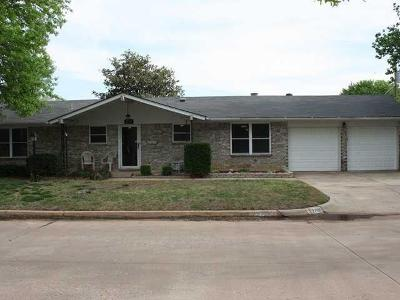 Oklahoma City Single Family Home For Sale: 2700 SW 84th Street