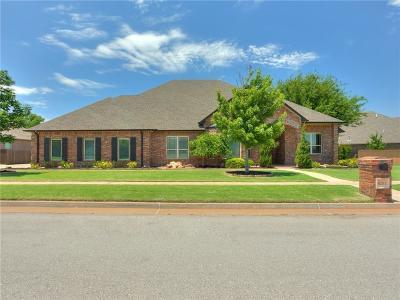 Oklahoma City Single Family Home For Sale: 6201 Whispering Grove Drive