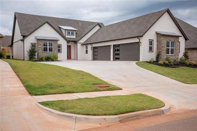 Lincoln County, Oklahoma County Single Family Home For Sale: 19708 Millstone Crossing Drive