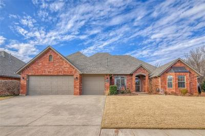 Norman Single Family Home For Sale: 3100 Highland Ridge Dr.