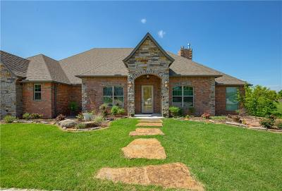 Moore Single Family Home For Sale: 4209 Crystal Springs