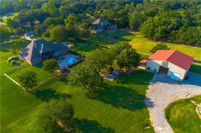 Edmond Single Family Home For Sale: 1348 N Post Road