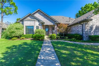 Norman Single Family Home For Sale: 4001 Drawbridge Lane