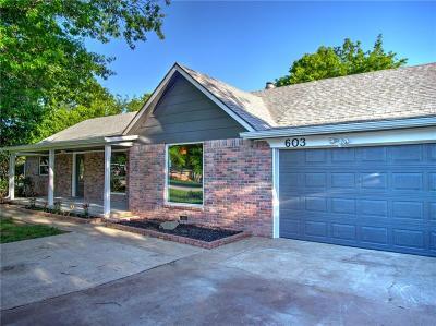 Meeker Single Family Home For Sale: 603 Johnson Street