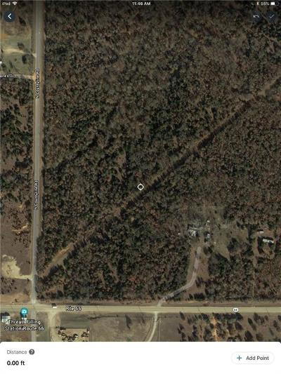 Luther OK Residential Lots & Land Pending: $45,000