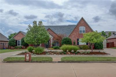 Edmond Single Family Home For Sale: 404 NW 147th Terrace