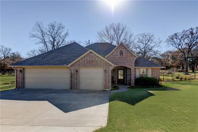 Guthrie Single Family Home For Sale: 850 Hidden Oaks Way