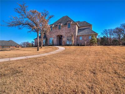 Edmond Single Family Home For Sale: 4624 Abbey Circle
