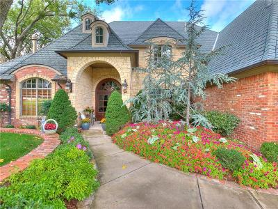 Edmond Single Family Home For Sale: 6409 Oak Tree Drive