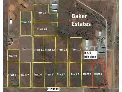 Farm & Ranch For Sale: 1 E1030 Road