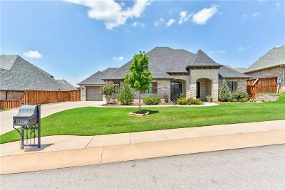 Edmond Single Family Home For Sale: 2733 Open Range Road