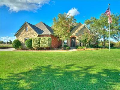 Blanchard OK Single Family Home For Sale: $369,900
