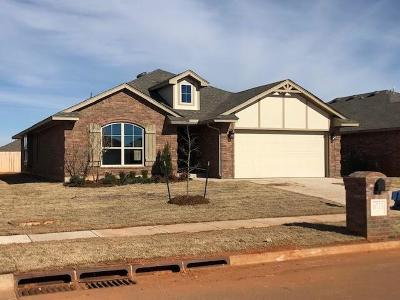 Edmond Single Family Home For Sale: 6713 NW 158th Street