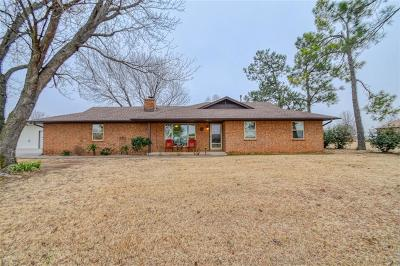 Single Family Home For Sale: 21940 Sooner Avenue