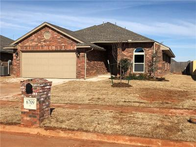 Edmond Single Family Home For Sale: 6709 NW 158th Street