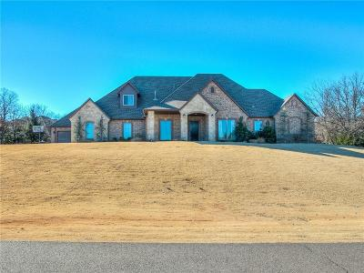 Edmond Single Family Home For Sale: 5609 Chateau Lane
