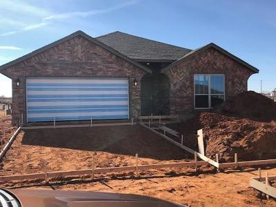 Edmond Single Family Home For Sale: 6712 NW 158th Street