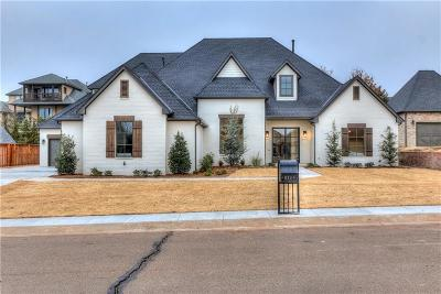 Edmond Single Family Home For Sale: 2309 Old Creek Road