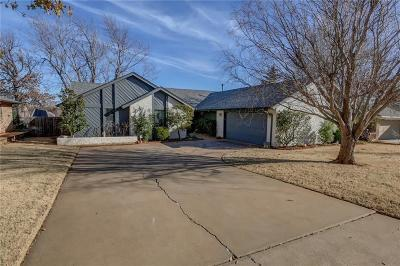 Oklahoma City Single Family Home For Sale: 13600 Pinehurst Road