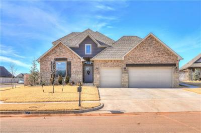 Lincoln County, Oklahoma County Single Family Home For Sale: 18813 Windy Way Road