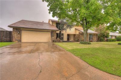 Oklahoma City Single Family Home For Sale: 10404 Goldenrod Lane