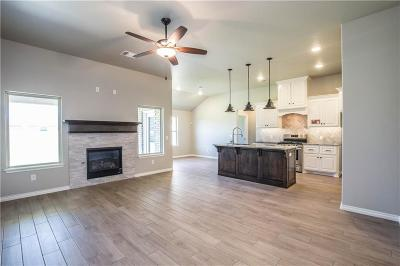 Yukon Single Family Home For Sale: 705 Chisholm Trails Drive