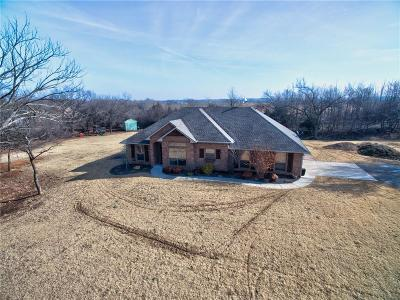Tuttle Single Family Home For Sale: 921 County Street 2935