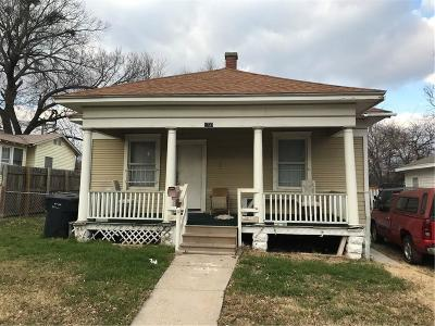 Oklahoma City Single Family Home For Sale: 1737 NW 11th Street