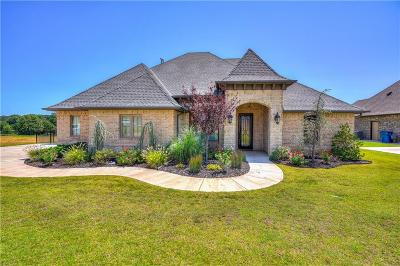Choctaw OK Single Family Home For Sale: $489,900