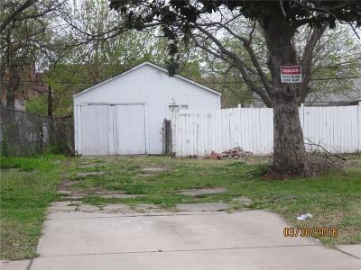 Oklahoma City Residential Lots & Land For Sale: 922 NE 17th Street