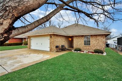 Oklahoma City Single Family Home For Sale: 3525 NW 12th Street