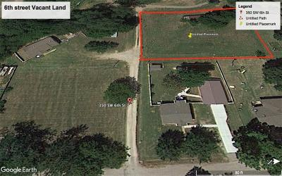 Blanchard Residential Lots & Land For Sale: 6th Street