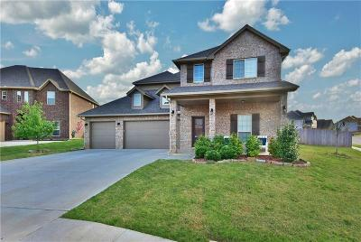 Edmond Single Family Home For Sale: 6224 NW 160th Terrace