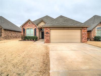 Edmond Single Family Home For Sale: 15412 Hickory Bend Lane
