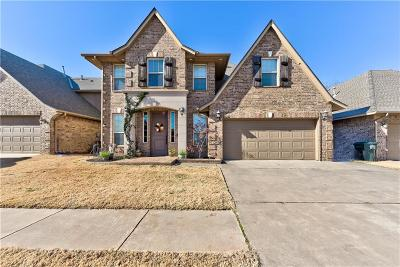 Norman Single Family Home For Sale: 130 Napoli Court