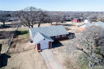 Guthrie Single Family Home For Sale: 6605 Central Road