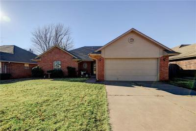 Edmond Single Family Home For Sale: 601 Firelane Road