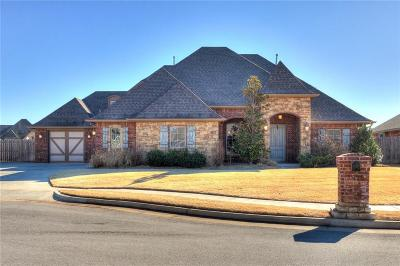 Edmond Single Family Home For Sale: 1528 NW 174th Circle