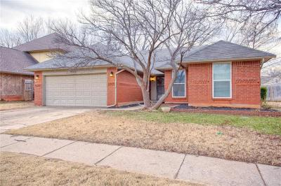 Edmond Single Family Home For Sale: 18313 Willow Oak Lane