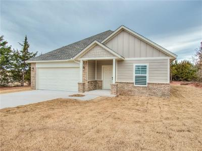 Guthrie Single Family Home For Sale: 9515 Woodchuck Court