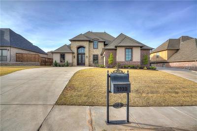 Edmond Single Family Home For Sale: 2732 Open Range Road