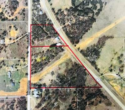 Commercial For Sale: 18781 State Highway 76