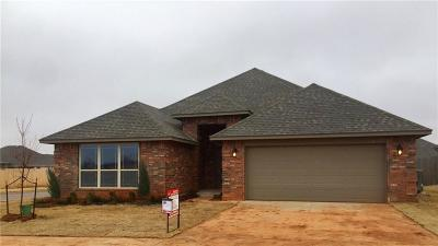 Edmond Single Family Home For Sale: 4209 NW 153rd Street