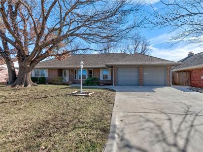 Oklahoma City Single Family Home For Sale: 5620 NW 83rd Street