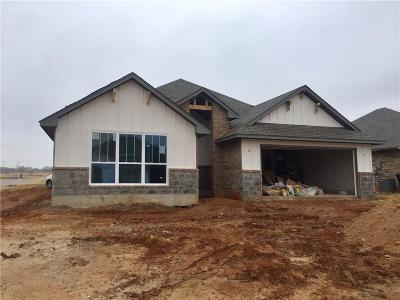 Edmond Single Family Home For Sale: 4100 NW 153rd Street